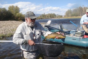 Grumpy old men great divide outfitters for Grumpys fishing report