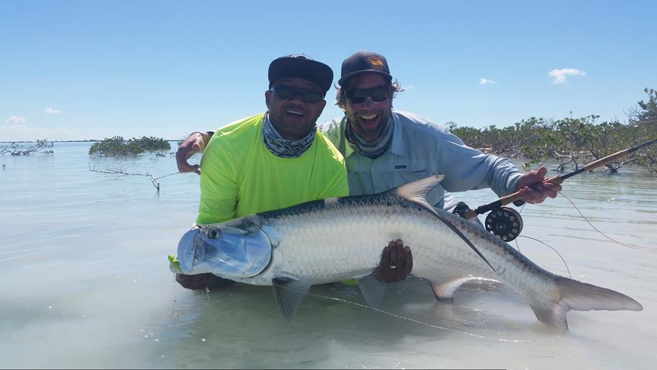 Tarpon great divide outfitters for Fishing nassau bahamas